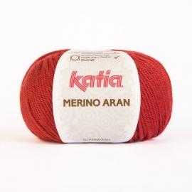 Katia Merino Aran 21 Robijnrood
