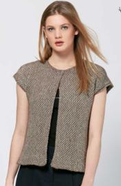 Zondag 25-03-2018 Katia Cotton Merino Vest
