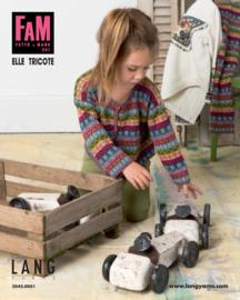 LANG FaM FATTO a MANO 241 Elle Tricote 2017
