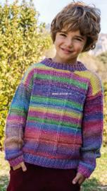Katia Azteca Kindertrui