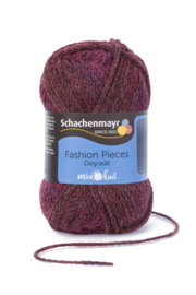 Schachenmayr Fashion Pieces - 00435 Berry Degrade