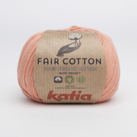 Katia Fair Cotton - 28 Zalmoranje