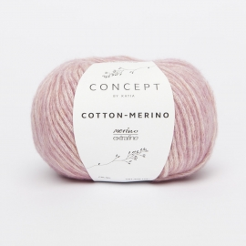 Katia Concept - Cotton-Merino 119 Medium Paars