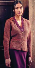 Dinsdag 12-12-2017 Rowan Felted Tweed Vest Ulva