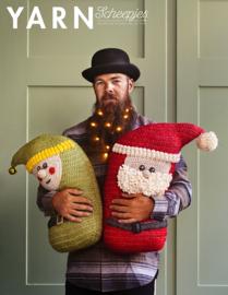 Vrijdag 16-11-2018 Scheepjes Stone Washed XL Christmas Cuddles