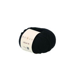 Rowan Softyak DK - 250 Black