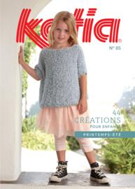 Katia Kids No. 85 - Lente/Zomer 2018