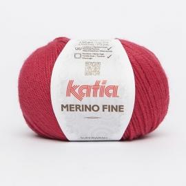 Katia Merino Fine - 29 Aardbeirood