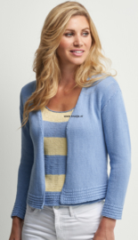 Schachenmayr Organic Cotton Vest Joana