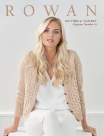 Rowan Knitting & Crochet Magazine Number 65 Lente/Zomer 2019