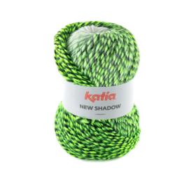 Katia Shadow - 307 Briljantgroen-Grijs