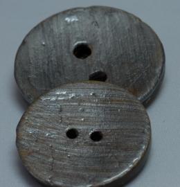 Kokos Knoop Vintage Grijs/Bruin
