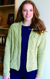 ROWAN Cotton Cashmere Vest Spirit