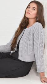 ROWAN Handknit Cotton Vest Aya
