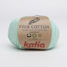 Katia Fair Cotton - 29 Witgroen
