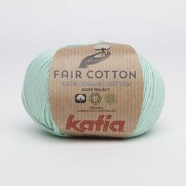 Katia Fair Cotton - 29 Witgroen