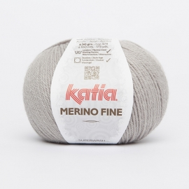 Katia Merino Fine - 21 Licht grijs