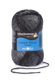 Schachenmayr Fashion Pieces - 00499 Schwarz Degrade