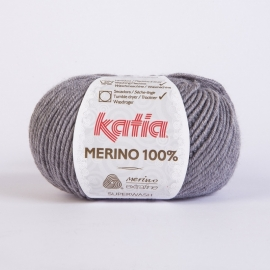 Katia Merino 504 - Medium Grijs