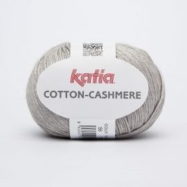 Katia Cotton Cashmere - 56 Steengrijs