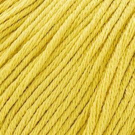 Katia Cotton 100% - 61 Licht Mosterdgeel