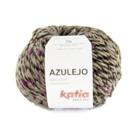 Katia Azulejo 403 Bleekbruin - Camel - Bleekrood