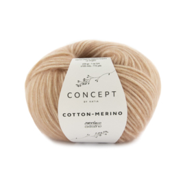 Katia Concept - Cotton-Merino 137 Medium Bleekrood