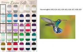Cal 2015 - Hummingbird