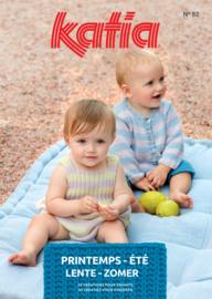 Katia Baby No. 92 Lente/Zomer 2020