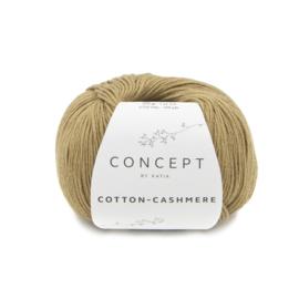 Katia Cotton Cashmere - 75 Bruin