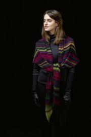 Zaterdag 15-09-2018 LANG Yarns Greta driehoekige sjaal