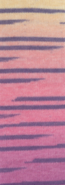 LANG Yarns - Jawoll Twin Socks 0512 Roze - Geel