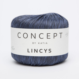 Katia Concept - Lincys - 308 Blauw-Donker blauw