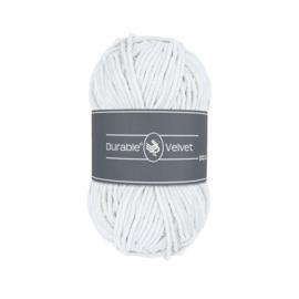 Durable Velvet - 310 White
