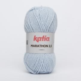 Katia Marathon 3.5 - 34 Hemelsblauw
