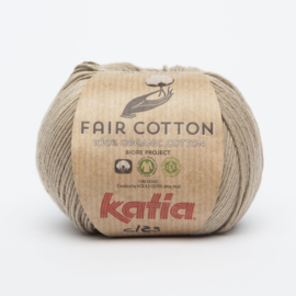 Katia Fair Cotton - 23 Reebruin