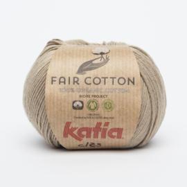 Katia Fair Cotton - 23 Reebruin