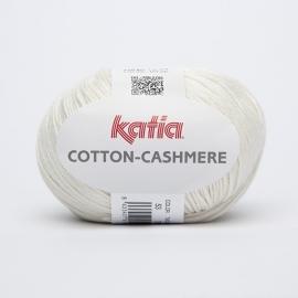 Katia Cotton Cashmere - 53 Ecru
