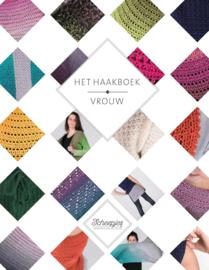 Het haakboek vrouw - Doris D. van der Waals
