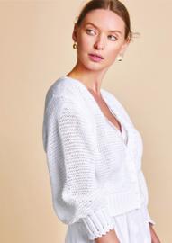 ROWAN Summerlite DK Vest Daria