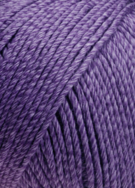 LANG Yarns - Soft Cotton - 0046 Violet