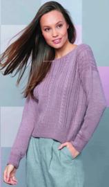 Donderdag 22-11-2018 Katia Concept Silky Lace Trui