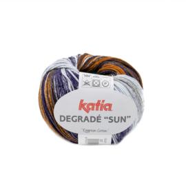 Katia Degrade Sun - 257 Bruinbeige - Grijs - Blauw