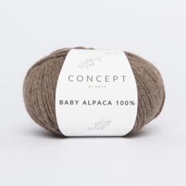 Katia Concept - Baby Alpaca 100% - 501 Reebruin