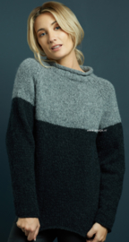 Woensdag 12-09-2018 ROWAN Brushed Fleece Trui Belle