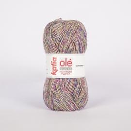 Katia Komfort Tweed - 60 Veelkleurig
