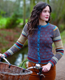 ROWAN Felted Tweed Vest Eliot
