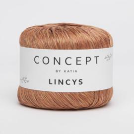 Katia Concept - Lincys - 310 Bruin-Roestbruin-Geel