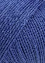 LANG Yarns - Merino 130 Compact - 0006 Blauw