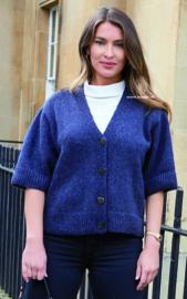 ROWAN Felted Tweed Vest Shaftesbury